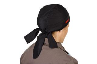 Bonnet anti-odeurs noir