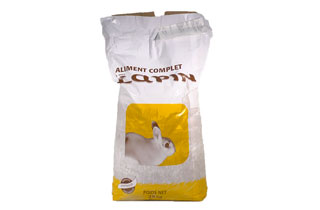 Aliments Lapins